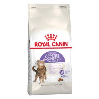 Croquettes Royal Canin Sterilised Appetite Control