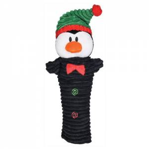 Peluche Pingouin plat sonore
