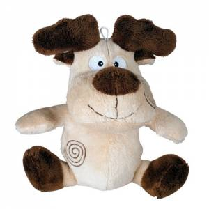 Peluche sonore Renne