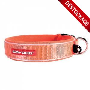 Collier Ezydog Neo Classic orange