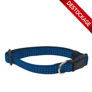 Collier Dot Reflect Bleu