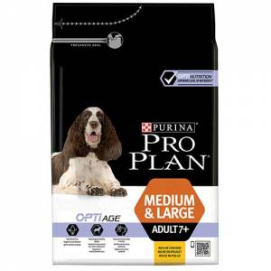 Pro Plan Medium & Large OptiAge