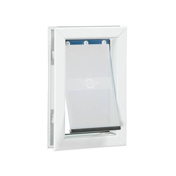 Porte simple staywell en alu chadog diffusion for Porte simple