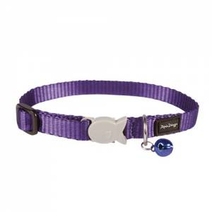 Collier Red Dingo Chats Basic violet