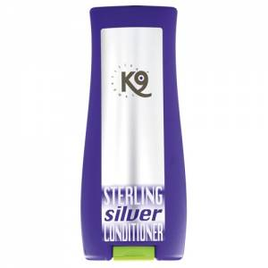 Après-Shampooing Sterling Silver K9 - Blanchissant
