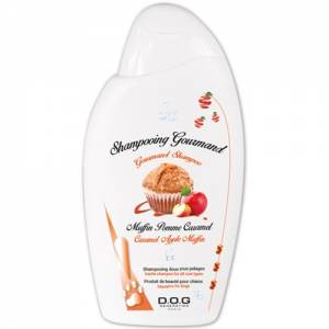 Shampooing Gourmand Muffin Pomme Caramel