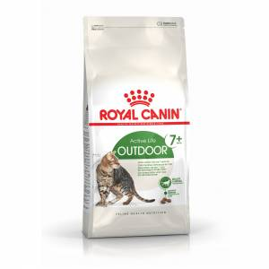 Croquettes Royal Canin Outdoor +7